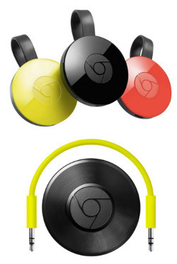 how to change chromecast to a new network
