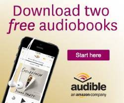 free Audible membership 30 days