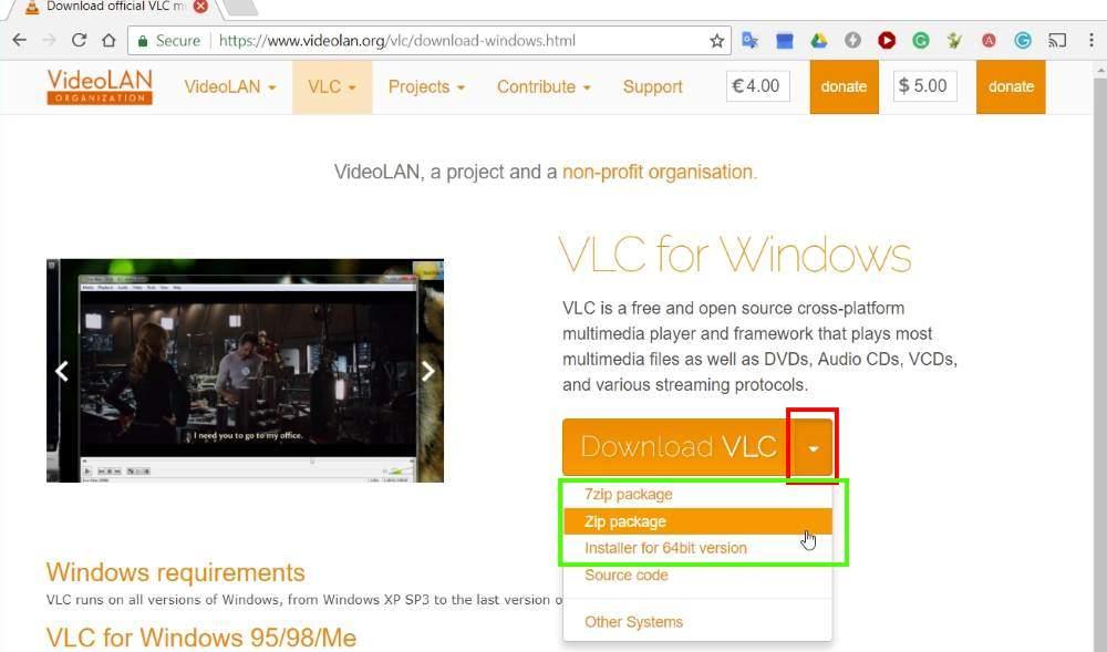 Sådan Brug VLC Media Player På PC til at streame musik og-2269