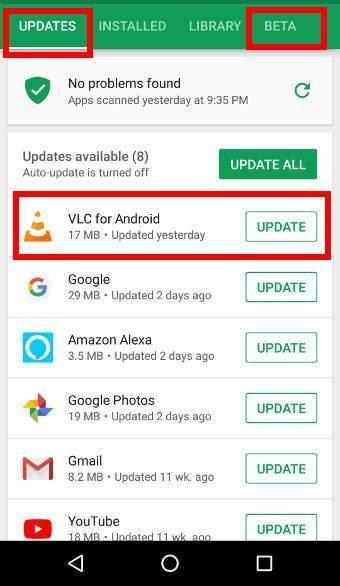 Sådan Brug Vlc til Android Stream Local Media Til-7379